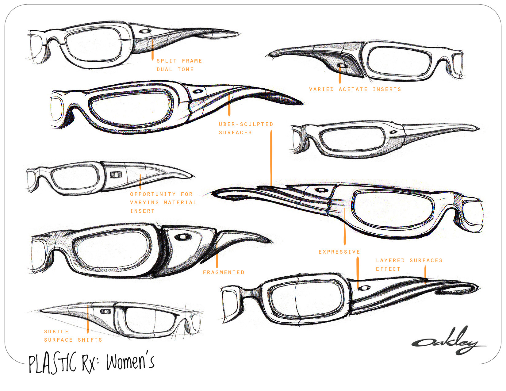 Designer Oakley Eyeglasses Discount. Authentic Oakley Prescription